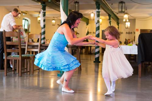 erste tänzer